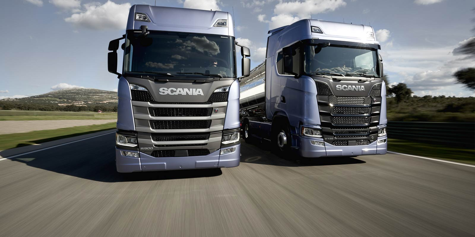Nouvelle cabine Scania : Grand Confort !